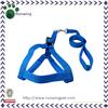 Custom 100% Nylon Foam Pet Harness and Leash