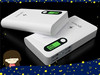 Large capacity mobile power bank 15600mAh factory price OEM available