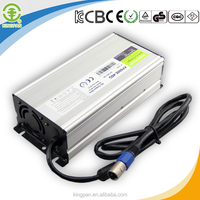 PSE certificate 48v 10a li-ion battery charger for forklift