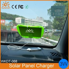 New technology product in china Shenzhen workingda handy solar panel charger