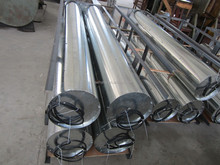 Canister Prepackaged High Silicon Cast Iron Anode