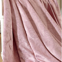 2015 Blackout window curtain fabric curtain wholesale