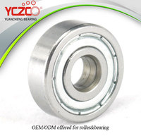 625 2rs bearing low friction for pulley used