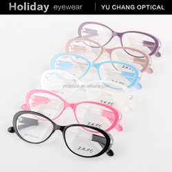 latest fashion fake eyeglasses frame acetate custom made kids optical frames