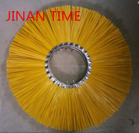 China wholesale high quality gas powered brush sweeper