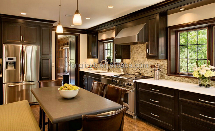 Popular Solid Wood Kitchen Cabinet Buy Direct From China Manufacturer