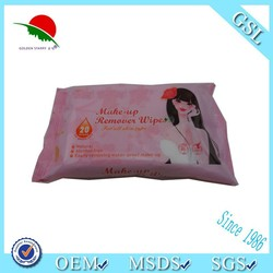 Chinese Factory Outlets Pure Water Purest Female/Women/Girl/Lady Wet Wipe/Towel/Tissue, Cleansing/Remover Girl Wipe