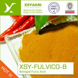 Fulvic Acid as Foliar Spray Fertilizer for Agriculture Use