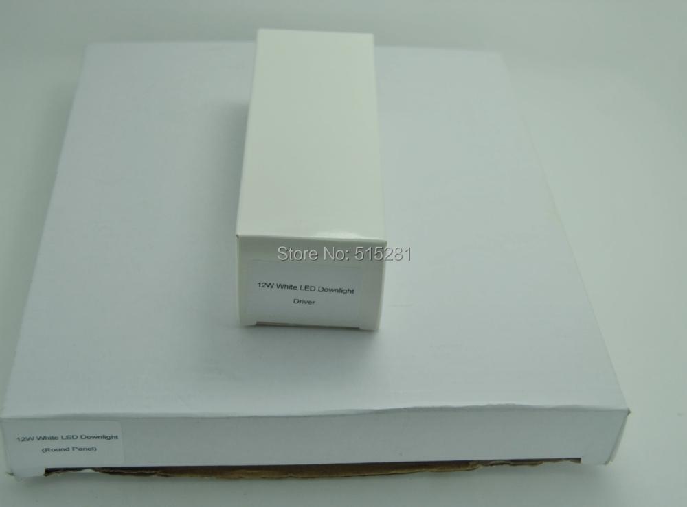 Купить Бесплатный fedex 10 шт./лот 2.4 Г затемнения ультратонких led светильник светодиодный потолочный light.85-265 В 12 Вт площади led лампы панели белый/теплый белый