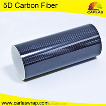 Carlas auto carbon fiber vinyl wrap for cars/vinyl carbon fiber