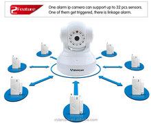 VStarcam C7837WIP cheapest 720 HD Pan Tilt Home Surveillance Camera Night Vision hd security ip camera 720p ip camera dome