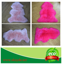 Best quality sheepskin rug/sheared sheepskin rug