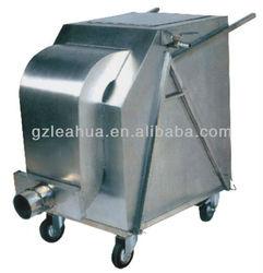 Dry ice machine