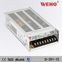 OEM 200W external adjustable led driver power supply
