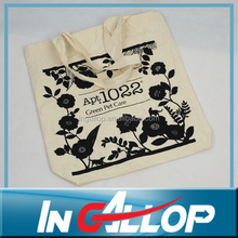 manufacture recyclable shopping cotton bag