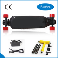 Factory Price Samsung or LG battery 4 wheel hoverboard electric skateboard