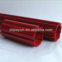 customized design 6063 aluminum tawa profile