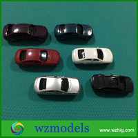 architectural art model cars wholesale types N, TT, HO, OO, O, G special for hobby store,trainrailroad,layout etc.