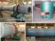 ISO Approved Mineral equipment steam tube rotary dryer
