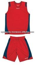 custom basketball apparel