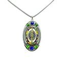 2015 nouvelle chaîne en or collier xuping bijoux & collier lèvres et collier de tissu collier