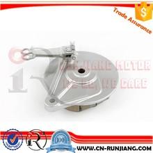 Street Bike Motorcycle Parts Rear Brake Hub Assy With Brake Shoes For Honda CBF150 WY125