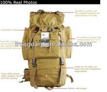 High quality modern tactical molle pack back