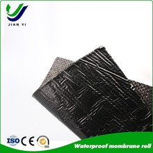 bituminous torch applied waterproofing membrane 1.0mm 1.5mm