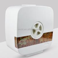 ABS Plastic Hotel Big roll Paper Holder, bathroom roll towel box