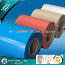ppgi prepanited galvanized steel coil color coated steel coil