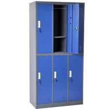 Multi-functional Changing Room Metal Locker Box with Locks and Keys