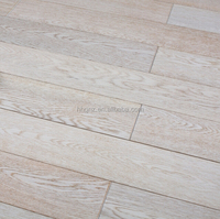 White Wash Oak Flooring/White Wash Oak