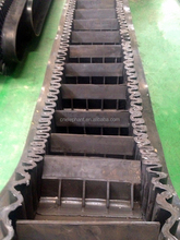 Sidewall Conveyor Belt Heat resistant