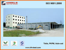 Low Cost Fast Assemling Steel Structure Warehouse