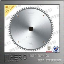 Tungsten carbide slotting saw blades for wood