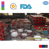 enamel cast iron cookware set Hebei factory supplier
