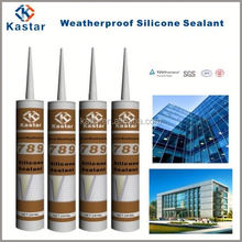 high performance silicon sealant superior weatherability,UV resistance