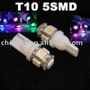 T10 5SMD auto LED light,auto LED bulb,auto LED lamp