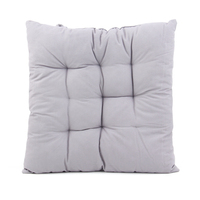 Cushion Cover for Office Chair Soft Hot Home Office Decor Square Cotton Car Seat Cushion Buttocks Chair Cushion
