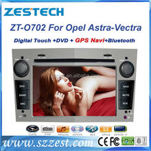ZESTECH 2 DIN autoradio for opel astra-VECTRA with bluetooth gps navigation audio system