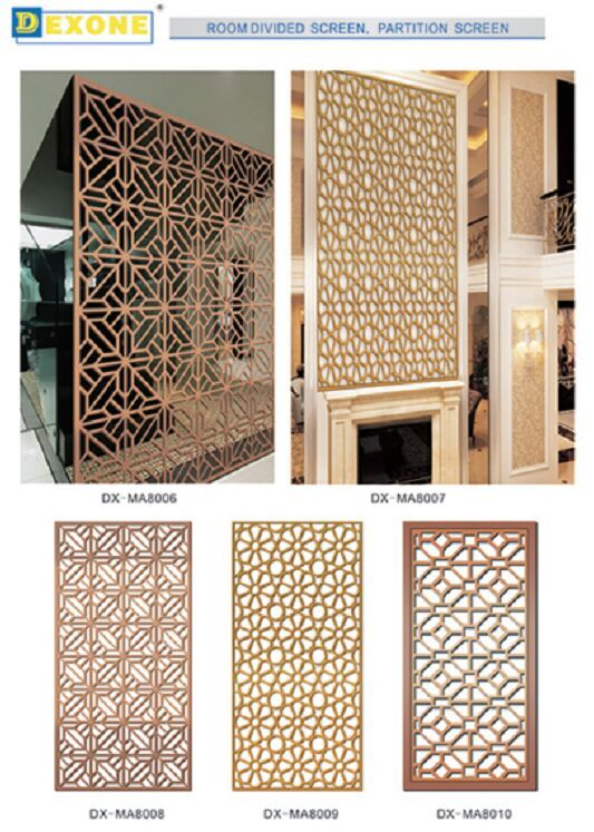 19 decorative glass partitions home metal laser cut fence p