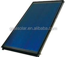 Dezhou Gaia flat plate solar collector with Solar Keymark & SABS