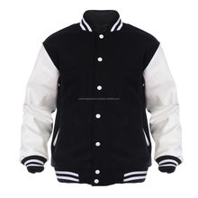 OEM factory Direct sales all kinds of wool fabric for varsity jacket from Pakistan