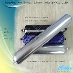 moisture curing high modulus polyurethane car window sealant