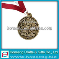 awards medal sport medal 3d design medal made in Dongguan
