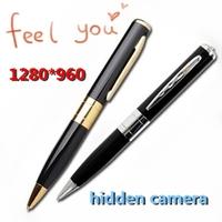 New 1280*960 Mini very very small hidden camera pen camera, camera pen, pen camera bluetooth