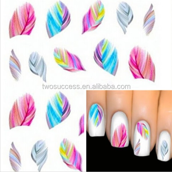 wholesale sticker decal nail art designs nail art sticker