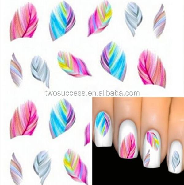 wholesale sticker decal nail art designs nail art sticker