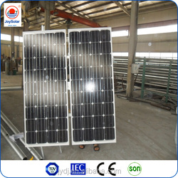 Best price high efficiency solar panel monocrystalline 140w