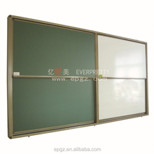 High Quality Black and White Writing Board of school furniture